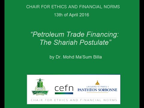 Petroleum Trade Financing : The Shariah Postulate by  Mohd M
