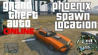 Game | Phoenix Spawn Location Gta V Online | Phoenix Spawn Location Gta V Online
