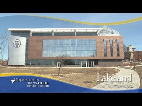 Lakeland's Expanded Health Technologies Building
