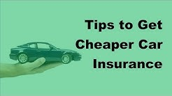 2017 Car Insurance Details  | Tips to Get Cheaper Car Insurance