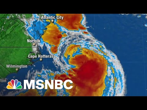Henri Intensifies Into Hurricane With 75-mph Winds As Northeast Braces For Landfall