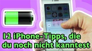 12 iPhone-Tipps, die du noch nicht kanntest