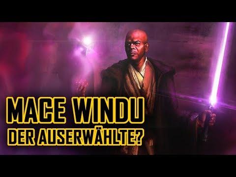 Ist Mace Windu der Auserwählte?