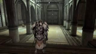Skyrim mod armor