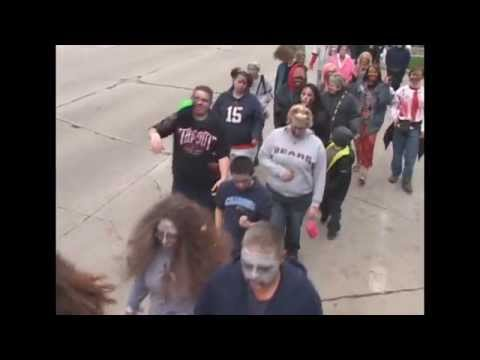 Bloomington/Normal Zombie Walk