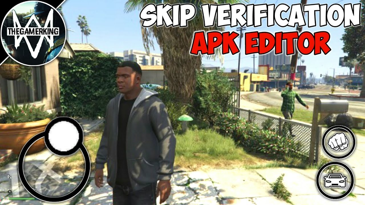 New GTA 5 Skip Age Verification Using Apk Editor Pro Working by TheGamerKing