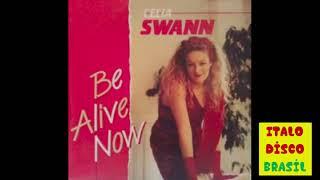 Celia Swann Be Alive Now Italo Disco