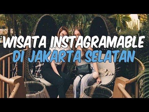7 Tempat Wisata Di Jakarta Selatan Yang Punya Spot Foto Instagramable