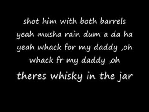 Metallica whisky in the jar lyrics