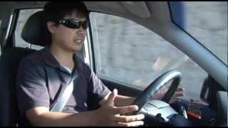 Hyundai veracruz - test drive