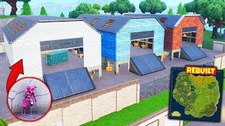 SEASON ONE MAP Hide & Seek In Fortnite Creative