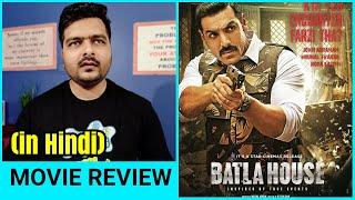 Batla House - Movie Review