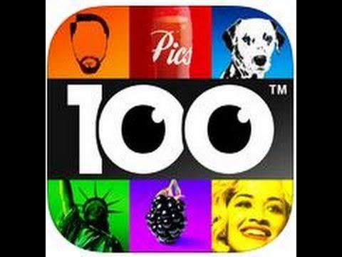 100 Pics Actors Pack Level 1-100 Answers