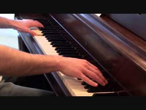 French - Tyler The Creator X Hodgy Beats (Piano Lesson By Matt McCloskey)