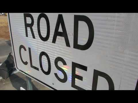 Tulare Street Undercrossing