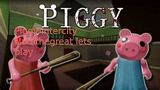 Natethegreat plays piggy inter…