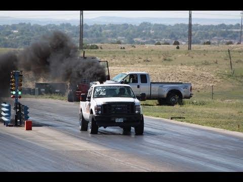 6.4 powerstroke rollin coal - YouTube Diesel Truck Meme