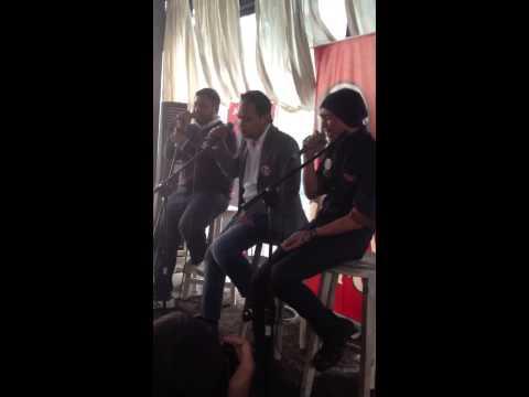 Bebi Romeo feat Anji & Mike Mohede - Bunga Terakhir [Live]
