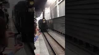 無限列車(JR九州熊本駅)
