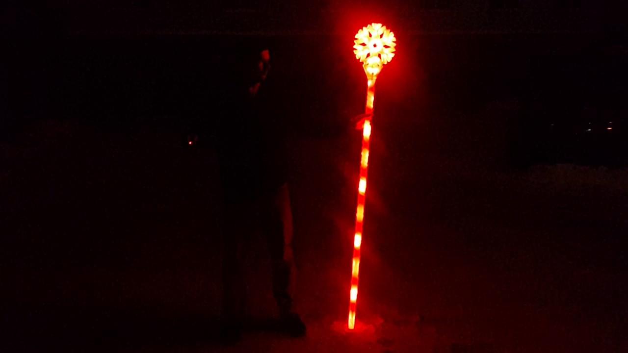 Дед мороз с подсветкой своими руками фото 937