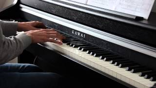 Piano Cover of Adele - Make You Feel My Love