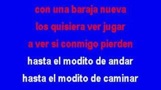 El Muchacho Alegre Banda Jerez Karaoke