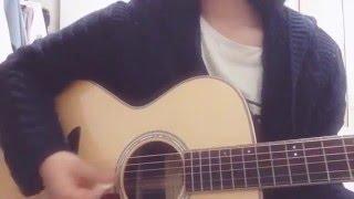 レベッカさんのフレンズを弾き語りしました!ギターも歌もまだまだです...