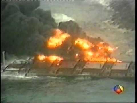 Accidente Petrolero Mar Egeo Coruña 1992 SaveYouTube com