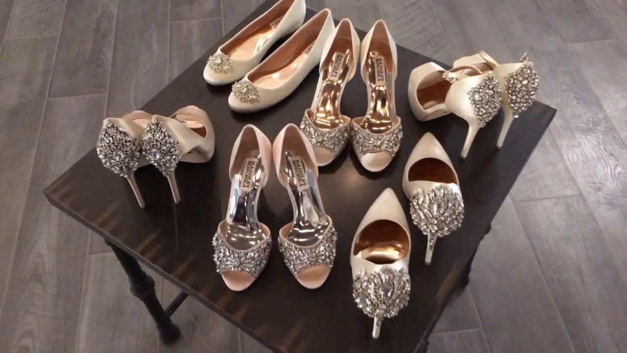 Как подобрать размер туфель Badgley Mischka, секреты и уловки