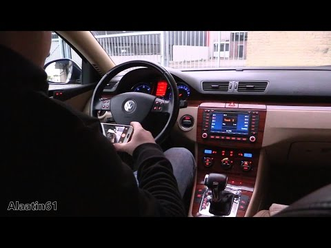 OTOMATIK ARABA Nasil Kullanilir - Volkswagen Passat Highline DSG