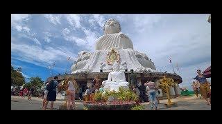 Таиланд 2019, Пхукет, храм Большого Будды - Big Buddha Phuket Thailand