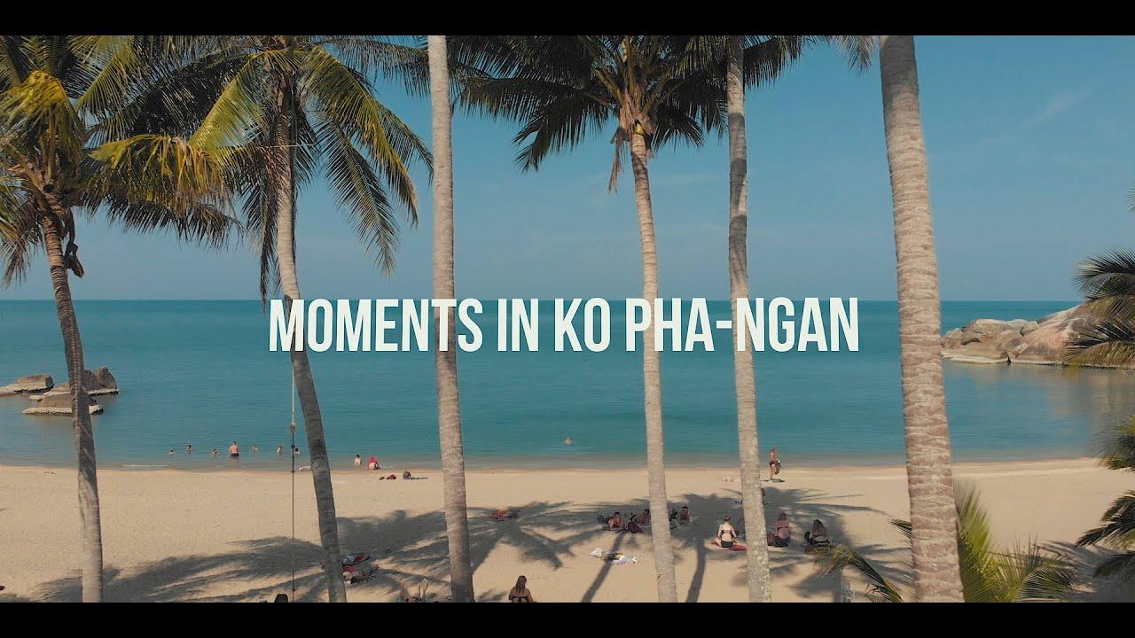 Moments in Ko Pha-Ngan