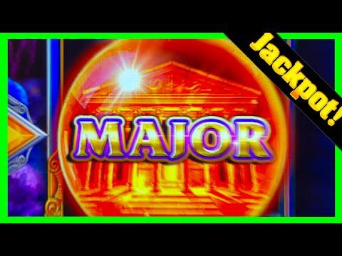 THE ENTIRE CASINO HEARD ME WHEN I LAND THE MAJOR JACKPOT On Deep Sea Magic Slot Machine!