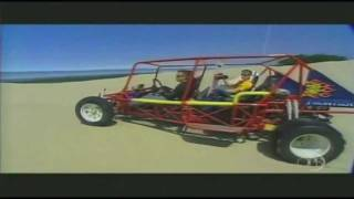Sand Rail Tour At Sand Dunes Frontier (Florence Oregon)