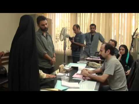 "Making-of ""A Separation"" (Asghar Farhadi) BACKSTAGE."