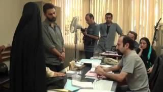 "Making-of ""A Separation"" (Asghar Farhadi) BACKSTAGE."