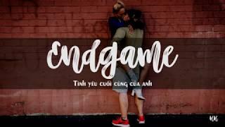 [ Vietsub + Kara ] Taylor Swift - End Game ft Ed Sheeran, Future (cover)