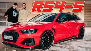 ABT RS4-S mit @Philipp Kaess  | Was sagt der RS4 Experte? | Daniel Abt
