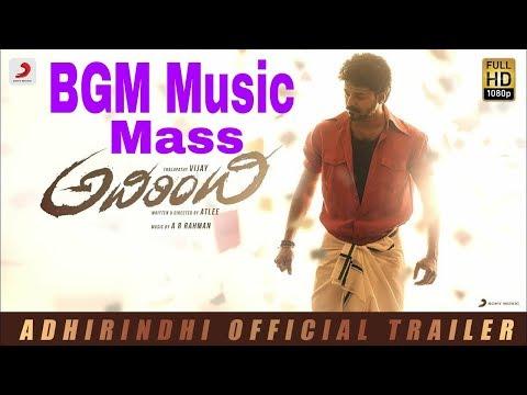 Adirindi Movie | Full Mass | BGM Music | Vijay