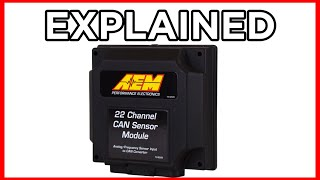 homepage tile video photo for THE 22 CHANNEL CAN SENSOR MODULE EXPLAINED!