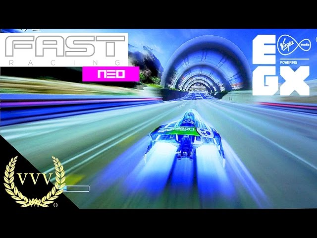 Fast Racing Neo - EGX 2015