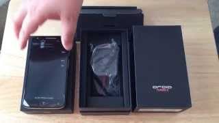 Motorola DROID Turbo 2 Exclusive Verizon Smartphone Unboxing 11-2-15
