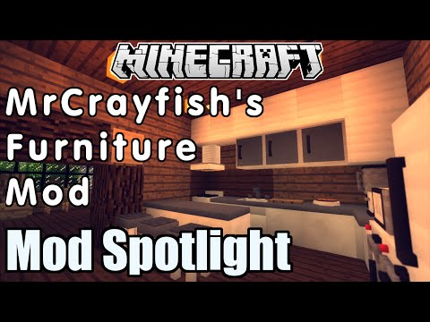 Full Download How To Install Mrcrayfish S Furniture Mod