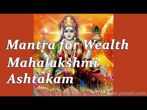 The Wonders Of The Mahalakshmi Ashtakam Prayer - Jothishi