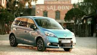Scenic test drive by Renault TV