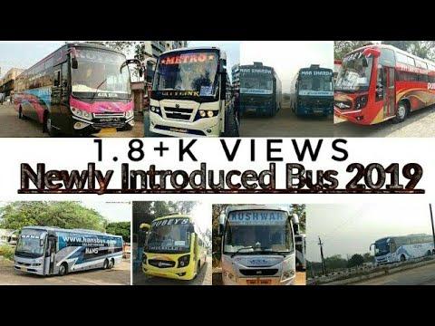 Newly Introduced Bus 2019 || Sanatan || Angira || Mohil || Bharat || SB ||