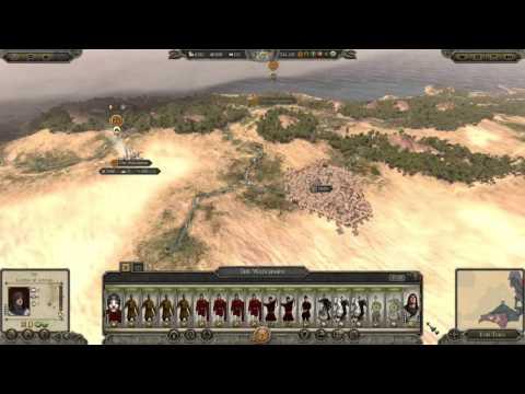 Total War : Attila - The Last Roman Let's Play Part 03 Tipasa Mufasa