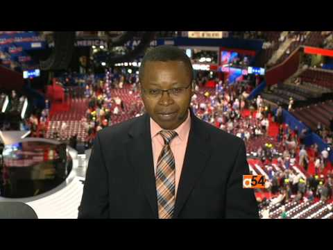 Vincent Makori Reports from Republican Convention