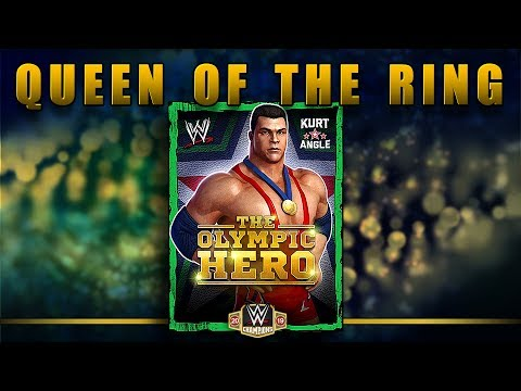 WWE Champions- Angle Tour Queen Of The Ring