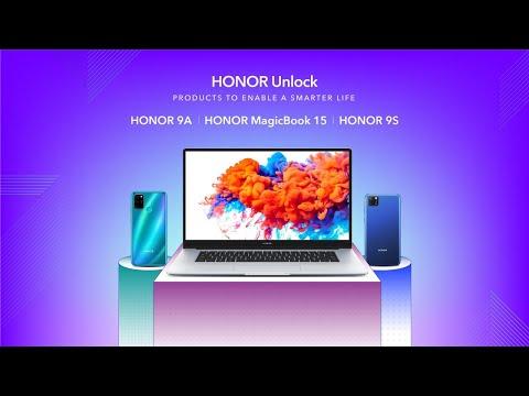 HONOR Unlock 2020 - Launch Event